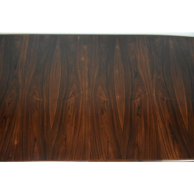 Danish Rosewood Dining Table - Image 5 of 11