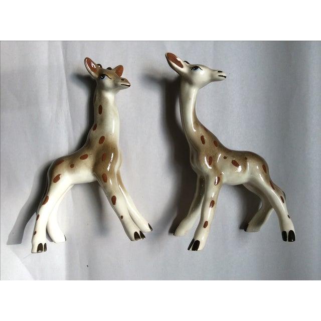 Giraffe Figurines - A Pair - Image 8 of 8