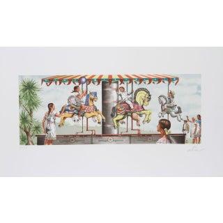 "Vic Herman, ""Ride Em Vaquero,"" Lithograph For Sale"
