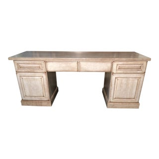 Omega Cabinetry Custom Pinnacle Collection Desk