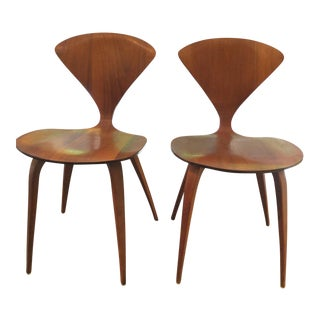 Norman Cherner Side Chairs