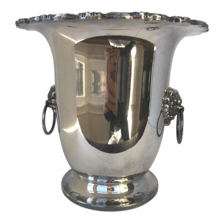 Poole Silverplate Champagne Cooler Chiller