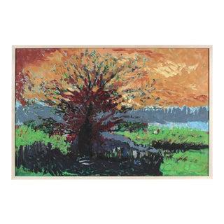 "Rip Matteson ""Ancestral Tree"" Kensington, California Landscape, 2004 For Sale"