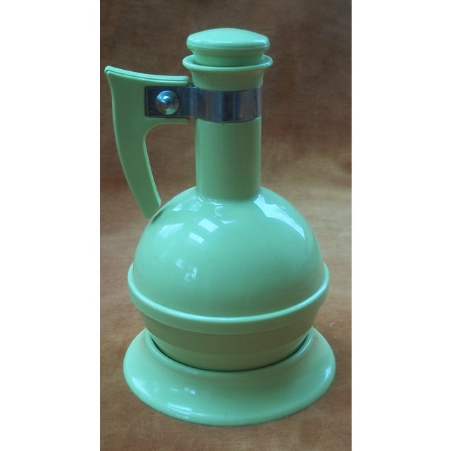 MCM Individual Coffee/Tea Carafe in Chartreuse - Image 2 of 7
