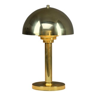 20th Century French Brass Table Lamp For Sale