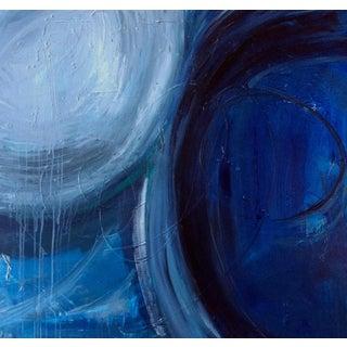 'Night Music' Original Abstract Painting By Linnea Heide