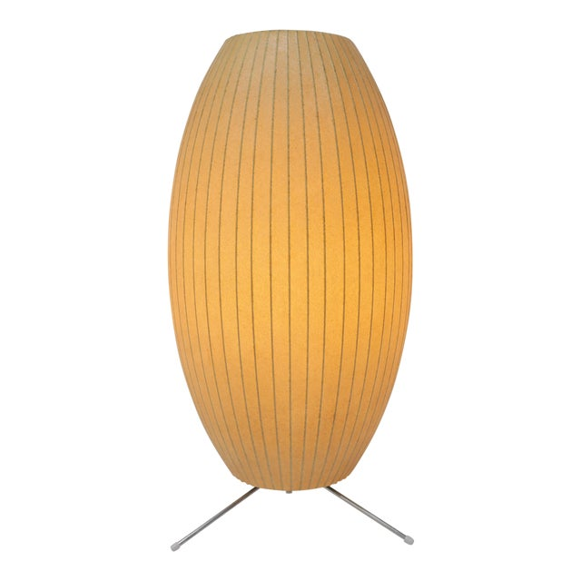 Luxury vintage george nelson cigar floor lamp decaso vintage george nelson cigar floor lamp image aloadofball Image collections