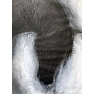 Horse Portrait #4 Drawing by Heidi Lanino For Sale