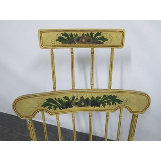 Mid 19th Century Windsor Paint Decorated Rocker Preview