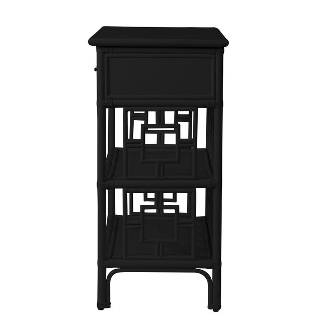 Sobe End Table - Black For Sale In West Palm - Image 6 of 7