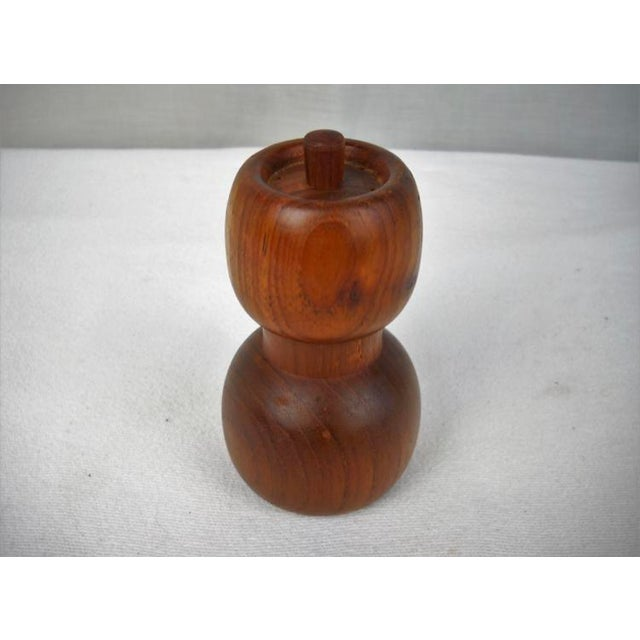 Jens Quistgaard Jens Quistgard Pepper Mill For Sale - Image 4 of 9