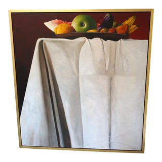 Contemporary Fruits & Vegetables Still Life by Stephen Namara For Sale
