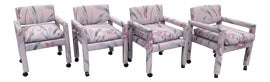 Image of Raspberry Pink Dining Chairs
