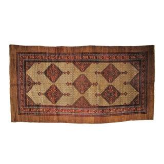 "1900s Persian Leon Banilivi Bakhshaish Carpet - 6'7"" X 12'6"" For Sale"