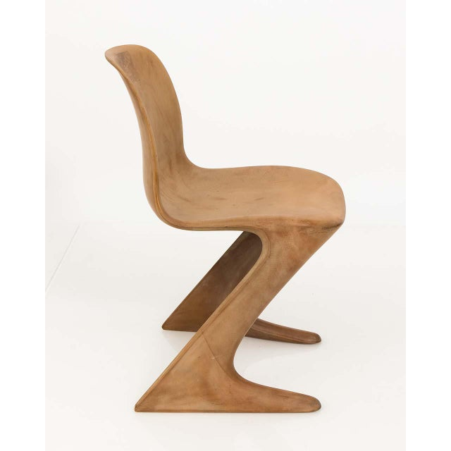 Plastic Ernst Moeckl Style Kangaroo Chair For Sale - Image 7 of 13