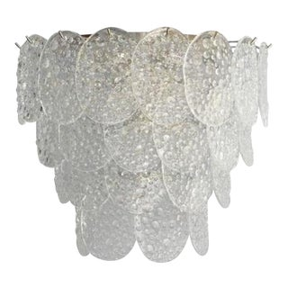 Mazzega Bubble Sconce For Sale