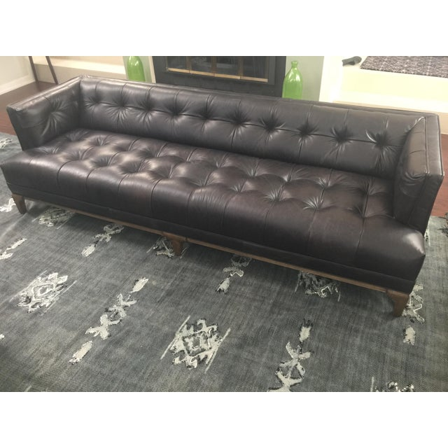Four Hands Dylan Leather Sofa
