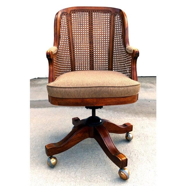 Faultless Doerner Bergère Office Chair - Image 3 of 9