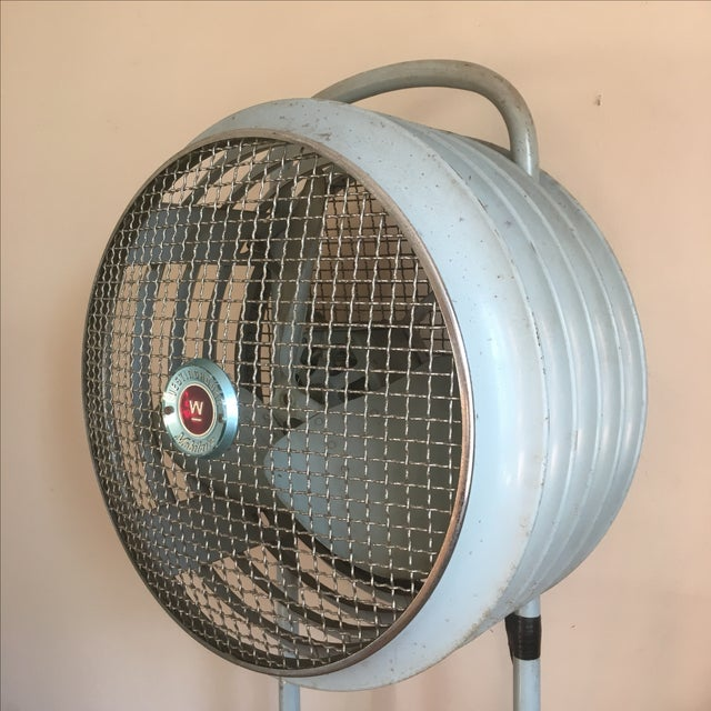 Westinghouse Westinghouse Mobilaire Industrial Fan For Sale - Image 4 of 11