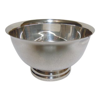 Wallace Silverplate Bowl For Sale