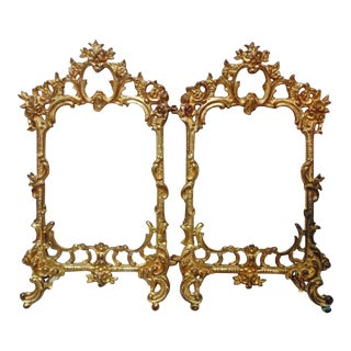Vintage New Victorian Picture Frames Chairish