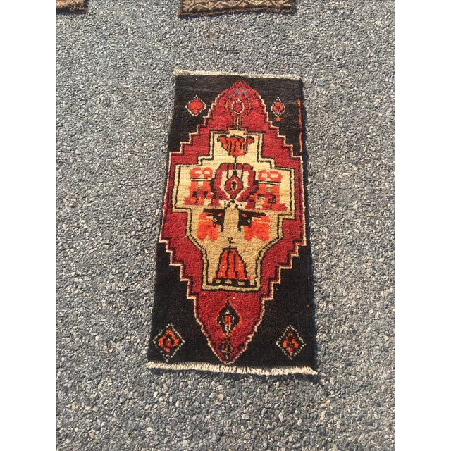 "Anatolian Turkish Rug - 1'6"" x 3'5"" - Image 2 of 9"