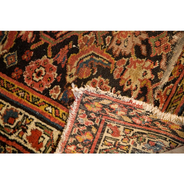 "Antique Distressed Rug Runner - 2'11"" X 12'8"" - Image 5 of 10"