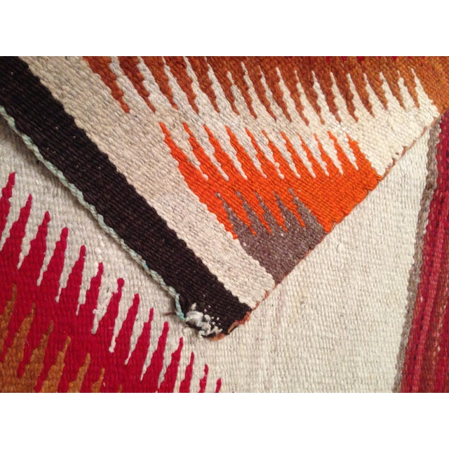 "Antique 1930s Navajo Rug - 2'4"" X 3'6"" For Sale - Image 4 of 7"