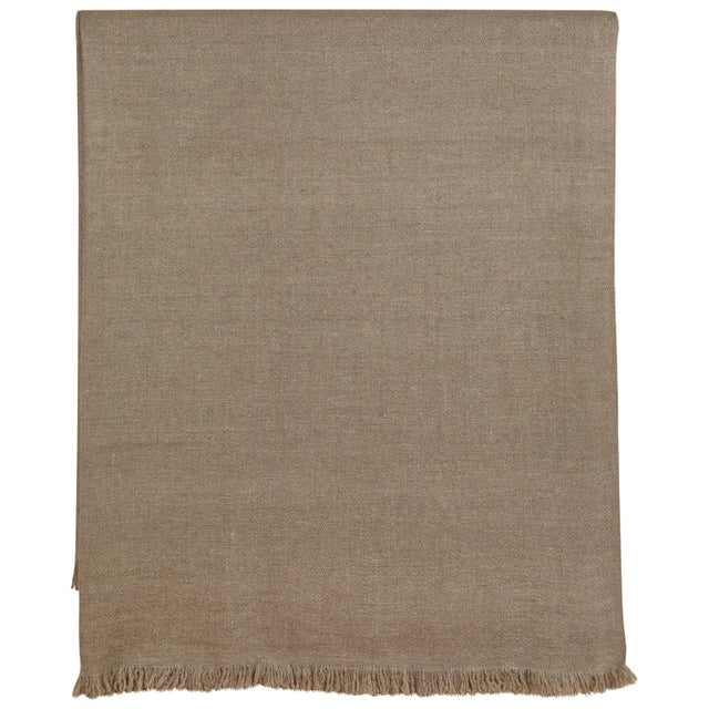 2010s Cashmere Throws / Blanket For Sale - Image 5 of 5