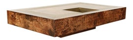 Image of Animal Skin Coffee Tables