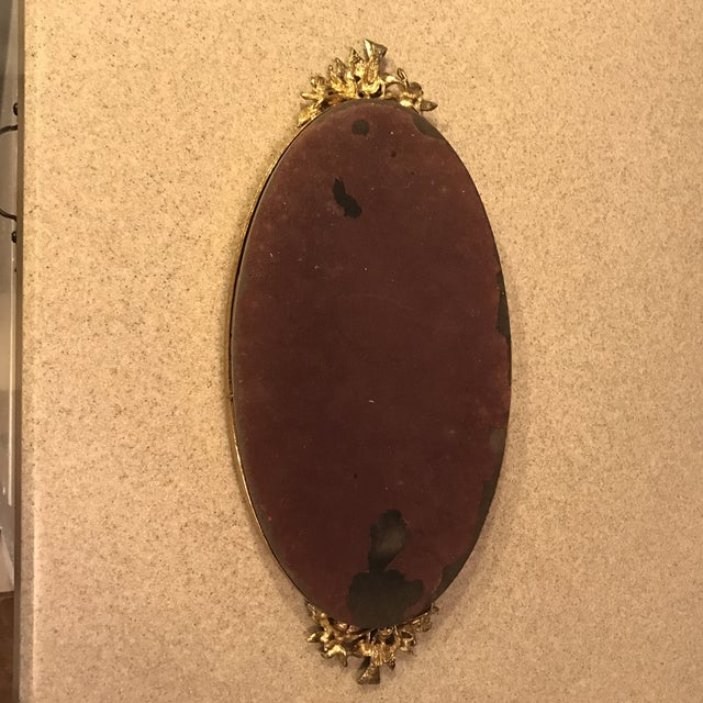 Ormolu Gold Mirrored Vanity Tray - Image 10 of 11