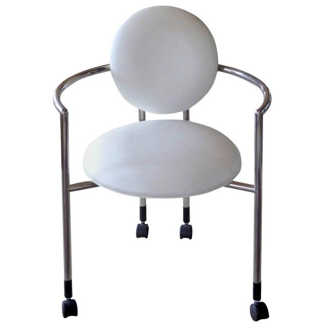 Stanley Jay Friedman for Brueton Moon Chair For Sale