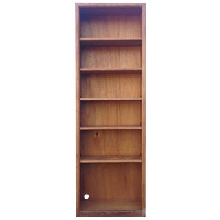 Tall and Narrow Gerald McCabe Bookshelf