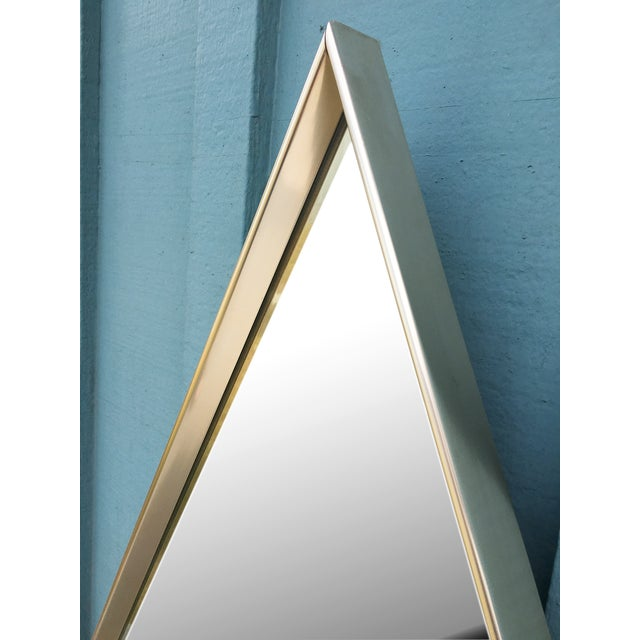 Mid-Century Modern Donnelly-Kelley Mid Century Iconic Diamond Mirror For Sale - Image 3 of 6