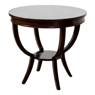 Sheffield Round Side Table For Sale