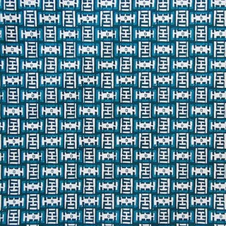 Mr. Rowe Peacock Fabric Panel by Ferrick Mason For Sale
