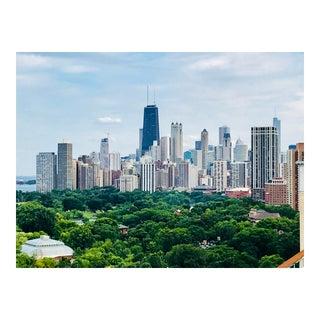 Chicago Skyline Photograph by Josh Moulton