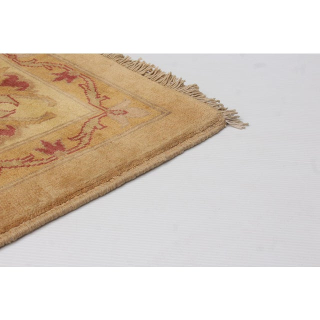 Type of Rug: Chobi Country of Origin: Afghanistan Construction: Handmade / Hand-Knotted Material: 100% Wool