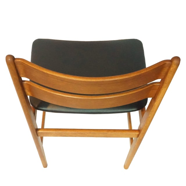 Annette Danish Teak Dining Chairs - Set of 6 - Image 7 of 10