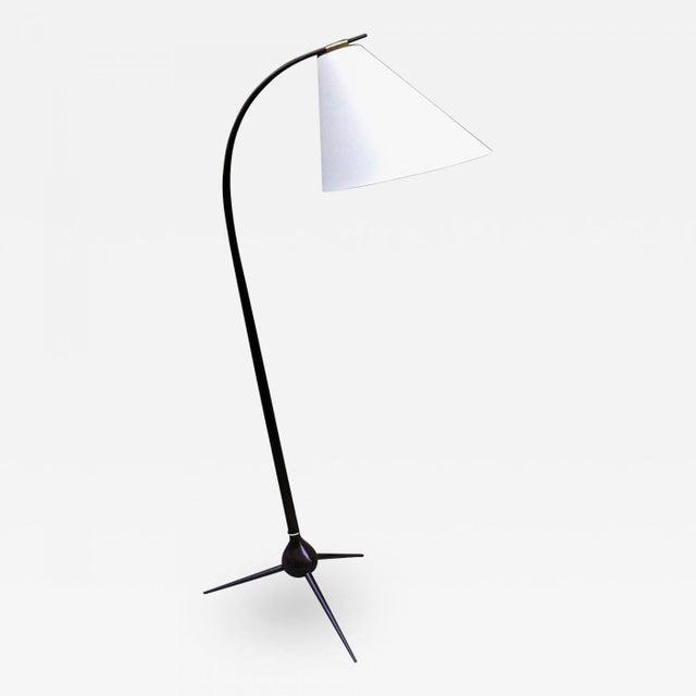 Mid-Century Modern Severin Hansen Tripod « Nun » Standing Lamp For Sale - Image 3 of 3