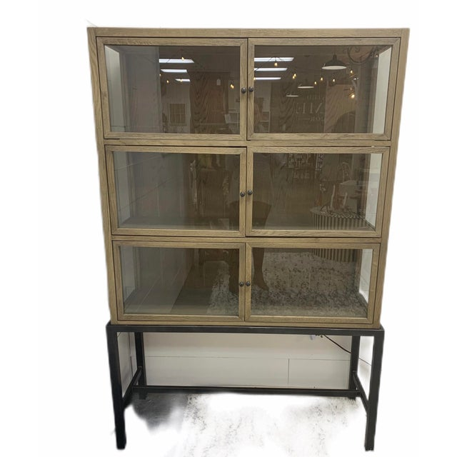 Bryanston Traditional China Cabinet For Sale In Milwaukee - Image 6 of 6