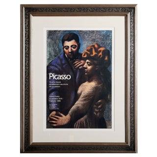Pablo Picasso - Le Danse Villageoise Lithograph