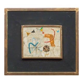 Kishio Murata Painting For Sale