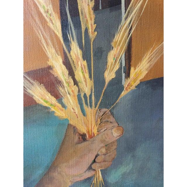 Orville Jones Mid-Century Oil Painting, 1961 - Image 5 of 10