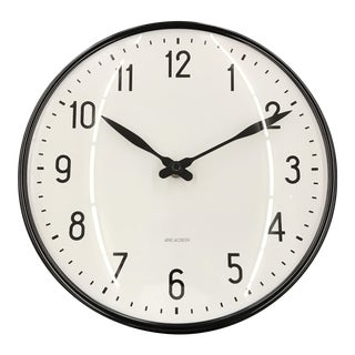 Arne Jacobsen Station Clock For Sale