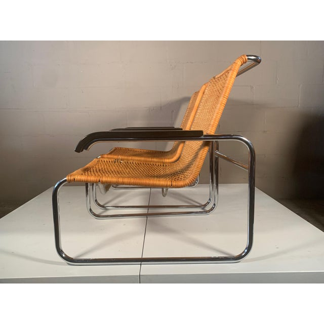 1970s Classic Marcel Breuer B35 Chairs Icf - a Pair For Sale - Image 5 of 13