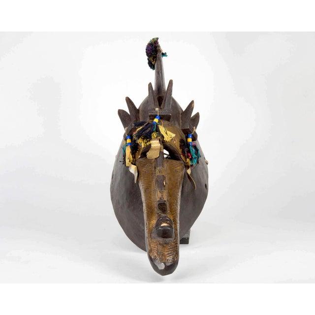 African Mali Bambara Mask of Nobility - Image 6 of 9
