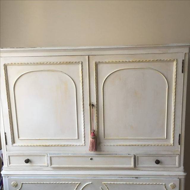 White Painted Dresser - Image 4 of 7