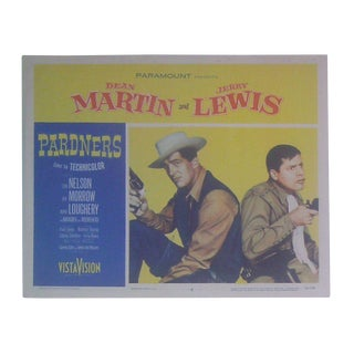1956 Dean Martin & Jerry Lewis Lobby Cards - 8 For Sale