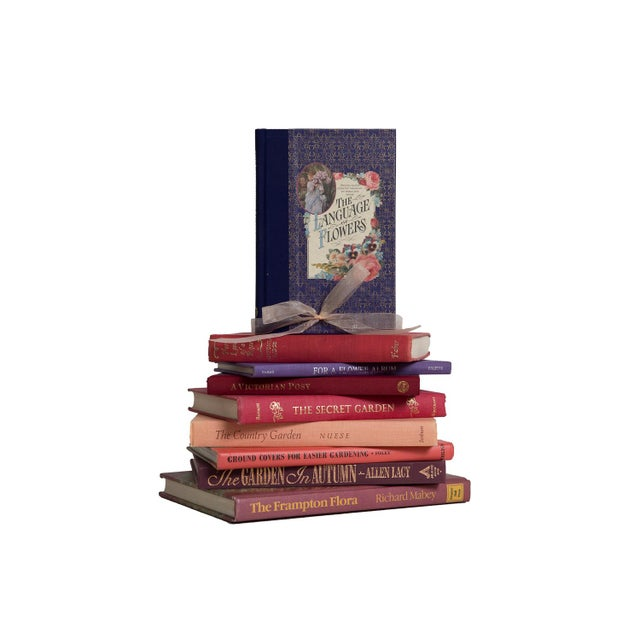 Features a blend of nine authentic mid-century books published 1940-1969. Includes a delightful collection of garden and...